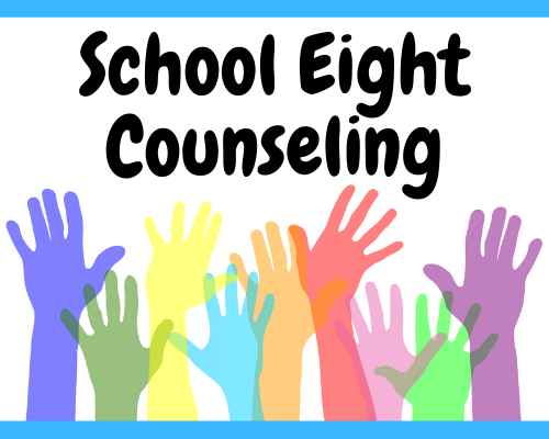 School Eight Counseling Banner