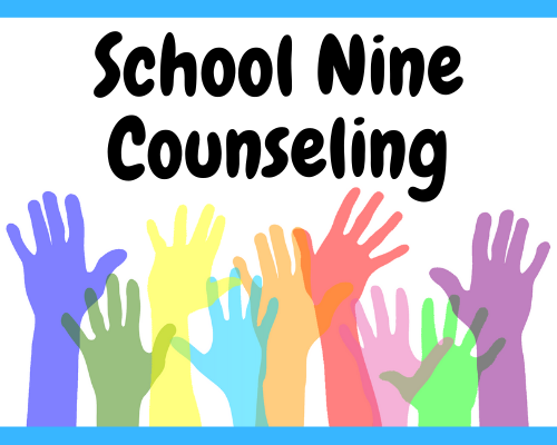 School 9 Counseling Banner