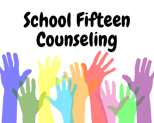 School 15 Counseling Services Banner