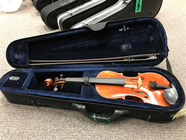 Violin donated to Music Angels Program