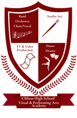 Visual & Performing Arts Academy Logo