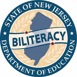 State of NJ Seal of Biliteracy