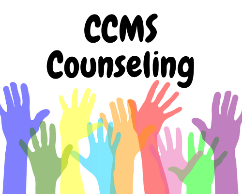 CCMS Counseling Support banner